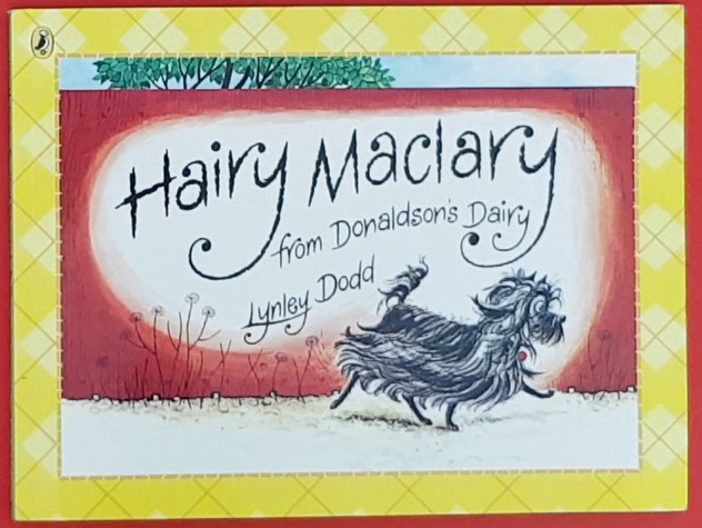 Hairy Maclary from Donaldsons Dairy
